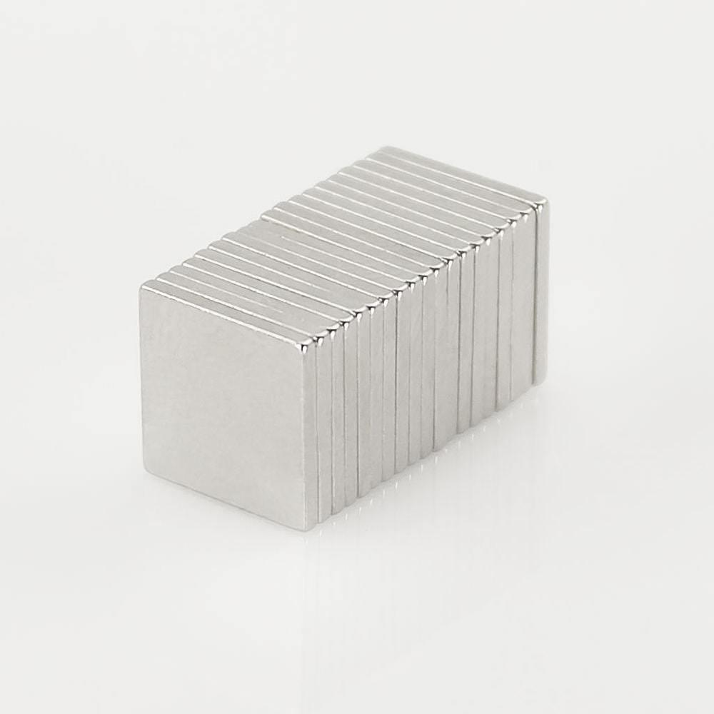 10 Scheibenmagnet 6,5x 3mm N45 Gold Magnet in Scheibe Extrem Starker Magnet