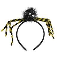 Spinne Haarreifen mit langen Beinen Haarreif Halloween Karneval Fasching Party