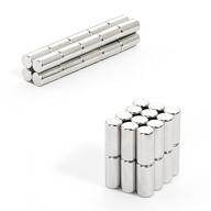 Neodym Magnet N38 ø 5 x 10 mm