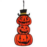 Halloween Aufhänger Deko Kürbisse Hängedekoration Halloweendekoration