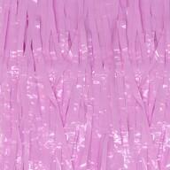 Lametta Vorhang für Weihnachten Silvester Geburtstag Deko Party Fasching Karneval lila pastellfarben