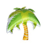 Folien Luftballon Palme Ballon Sommer Garten Hawaii Motto Party Geburtstag Deko