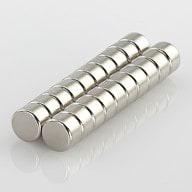 Neodym Magnet Extrem N42 ø 8 x 5 mm
