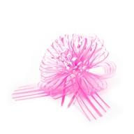 Geschenkschleife mit Geschenkband Groß Deko Schleife - rosa