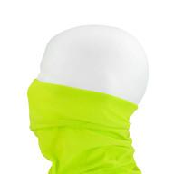Multifunktionstuch Schlauchtuch Halstuch Loop Mundschutz Outdoor Motorrad Fahrrad - Neongelb