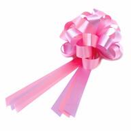 Geschenkschleife mit Geschenkband Groß Deko Schleifen - hellrosa rosa