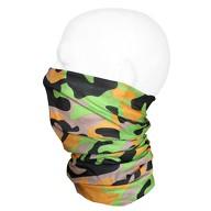 Multifunktionstuch Schlauchtuch Halstuch Loop Mundschutz Outdoor Motorrad Fahrrad - Camouflage 7