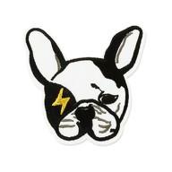 Aufnäher Patch Abzeichen Aufbügler Flicken - Französische Bulldogge