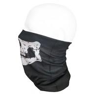 Multifunktionstuch Schlauchtuch Halstuch Loop Mundschutz Outdoor Motorrad Fahrrad - Totenkopf Skull