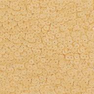 1400 Pailletten Konfetti gewölbt - creme