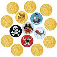 Piraten Konfetti für Kinder Geburtstag Piraten Party Tisch Deko Streudeko