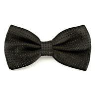 Fliege Schleife gepunktet Hochzeit Anzug Smoking - schwarz