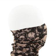 Multifunktionstuch Schlauchtuch Halstuch Motorrad - Splash-Skull