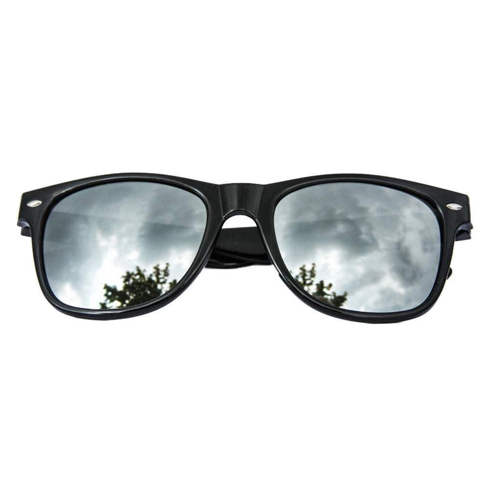 nerdbrille hornbrille retro nerd sonnenbrille schwarz. Black Bedroom Furniture Sets. Home Design Ideas