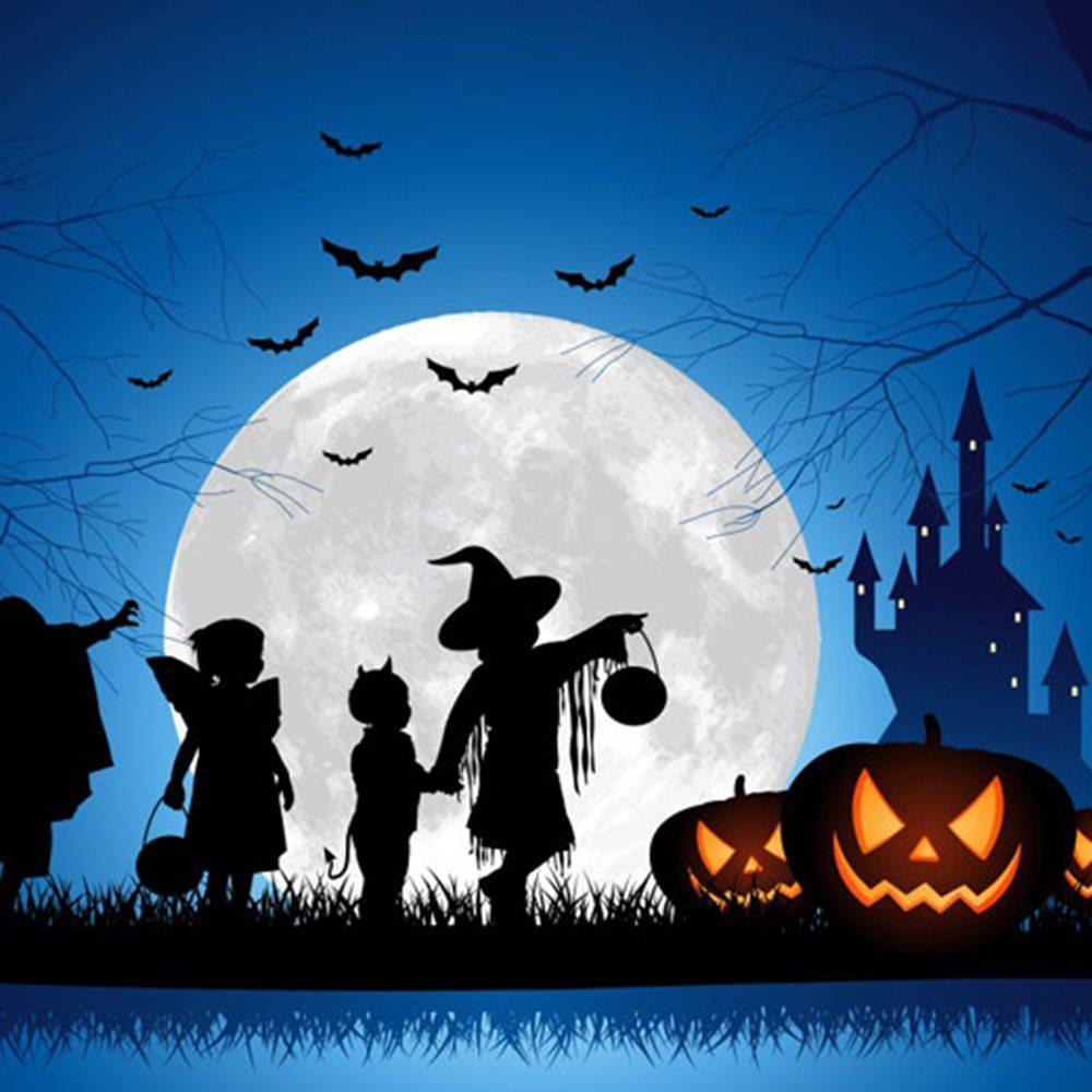 3d fledermäuse 60er set halloween wandtattoo wandsticker