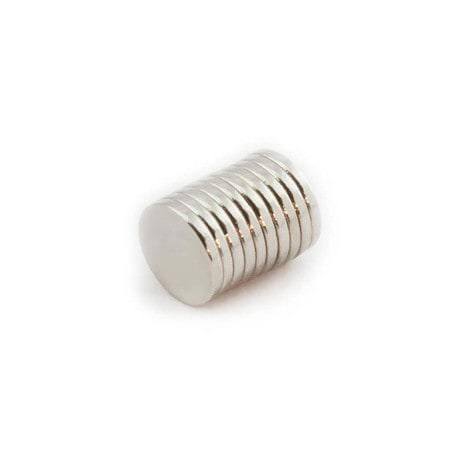 Neodym Magnet N38 ø 8 x 1 mm