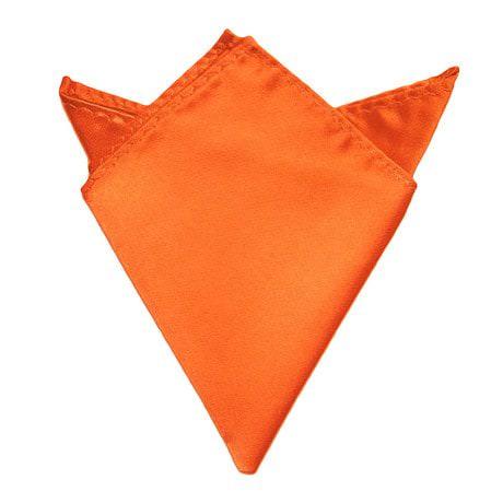 Einstecktuch Kavalierstuch Stecktuch Business Hochzeit - orange