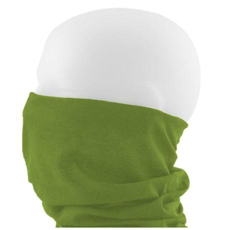 Multifunktionstuch Schlauchtuch Halstuch Motorrad - Pure Green