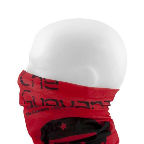 Multifunktionstuch Schlauchtuch Halstuch Motorrad - Che Guevara