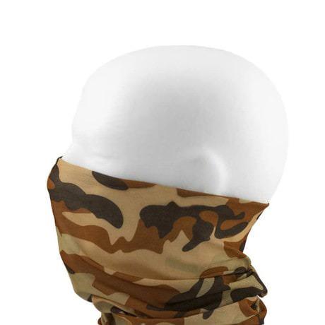 Multifunktionstuch Schlauchtuch Halstuch Motorrad - Camouflage 3