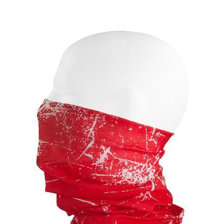 Multifunktionstuch Schlauchtuch Halstuch Motorrad - Red Splatter
