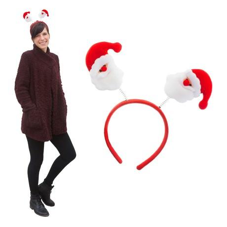 Haarreifen Weihnachtsmann Haarreif Weihnachten Weihnachtsdeko
