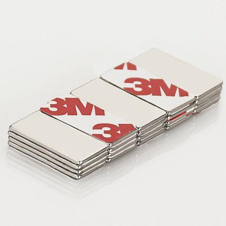 Neodym Magnet Extrem N42 20 x 10 x 1 mm