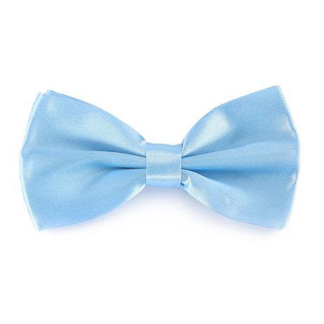 Fliege Schleife Hochzeit Anzug Smoking - baby-blue