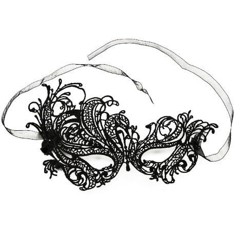 Venezianische Maske Sexy Spitzen Augenmaske Karneval - Model 1