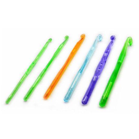 Häkelnadel Plastik Gr. 5.0 mm