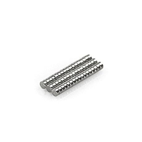 Neodym Magnet Extrem N52 ø 2 x 1 mm