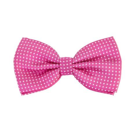 Fliege Schleife gepunktet Hochzeit Anzug Smoking - pink