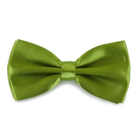 Fliege Schleife Hochzeit Anzug Smoking - grassgrün