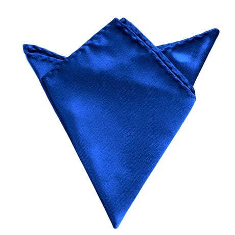 Einstecktuch Kavalierstuch Stecktuch Business Hochzeit - blau