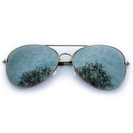 Pilotenbrille Sonnenbrille Herren Damen Flieger smokey brown