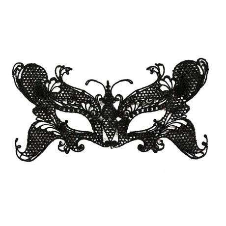 Venezianische Maske Sexy Spitzen Augenmaske Karneval - Model 9