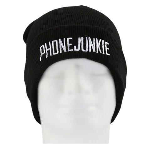 Beanie Mütze Slouch Damen Herren Winter Mützen - PHONE JUNKIE