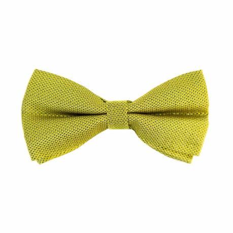 Fliege Schleife gepunktet glitzernd Hochzeit Anzug Smoking - gold
