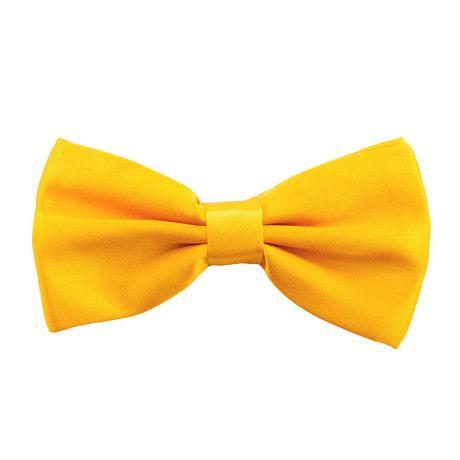 Fliege Schleife Hochzeit Anzug Smoking - gelb