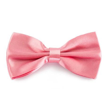 Fliege Schleife Hochzeit Anzug Smoking - rosa