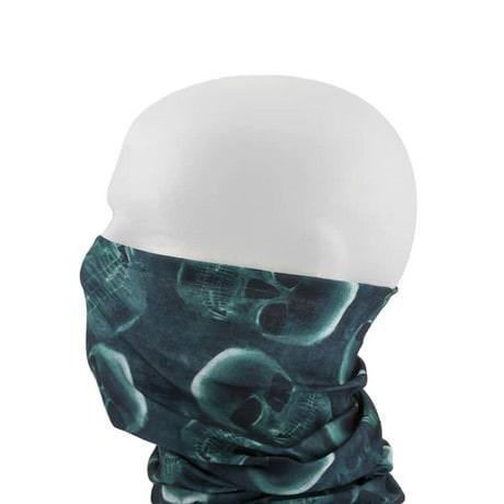 Multifunktionstuch Schlauchtuch Halstuch Motorrad - X-Ray Skull