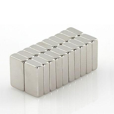 Neodym Magnet Extrem N50 10 x 5,5 x 2,5 mm