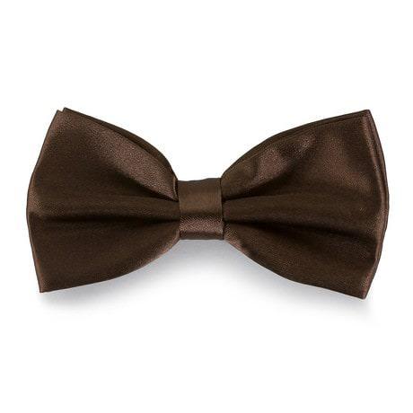 Fliege Schleife Hochzeit Anzug Smoking - braun