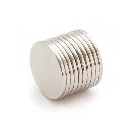 Neodym Magnet N38 ø 20 x 1,5 mm