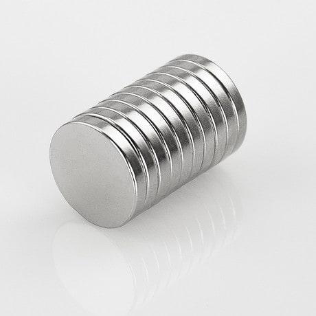 Neodym Magnet Extrem N50 ø 20 x 3 mm