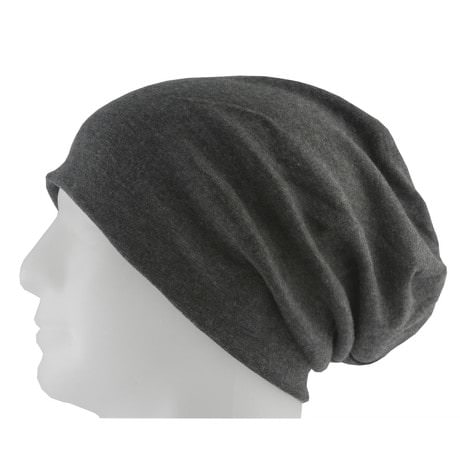 Long Beanie XXL Mütze Slouch Damen Herren Kinder Mütze - graphite grey
