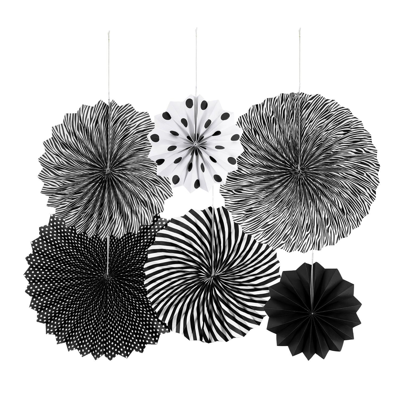 happy birthday geburtstag party feier deko set schwarz. Black Bedroom Furniture Sets. Home Design Ideas