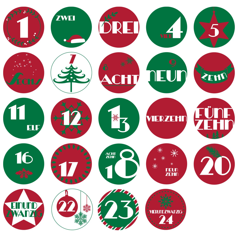 Stickers 24 x 40mm Runden /'Rotkehlchen/' Aufklebern SK00038794