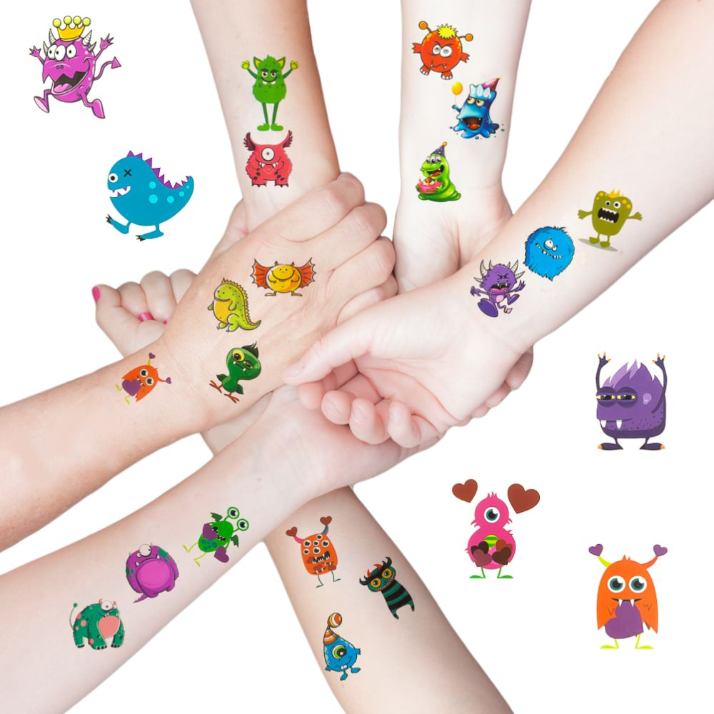 Tattoo Set Kinder