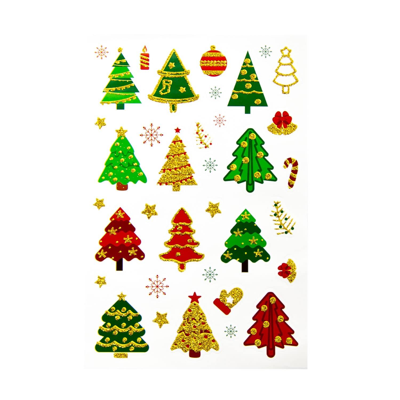 Feste Besondere Anlässe Weihnachtsdekoration Set X 6